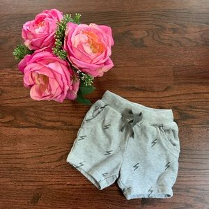 Hanna Andersson French Terry Shorts